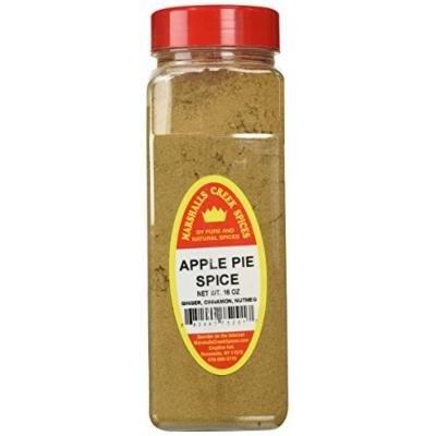 Marshalls Creek Spices Apple Pie Spice, X-Large, 16 Ounces