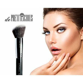 PREMIUM ANGLED KABUKI BRUSH. ON SALE NOW! FREE BEAUTY E-BOOK. It helps to add definition and glow to the face, neck and shoulders with a sweep of bronzer or powder. FOUNDATION BRUSH - MAKEUP BRUSH -COSMETIC BRUSH - BLUSH BRUSH -KABUKI BRUSH - LIGHLIGHT...
