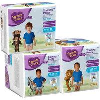 Parents Choice Parent's Choice Boys' Training Pants, Big Pack (Choose Your Size)