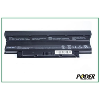 Poder New 9 Cell Battery - Dell Inspiron 17R ; Consistent Peak Performance, Prolonged Life and Enhanced SafetyShow More + - 312-0234