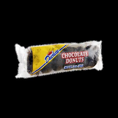 Duchess Chocolate Donuts