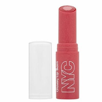 NYC New York Color Applelicious Glossy Lip Balm ~ Applelicious Pink 355