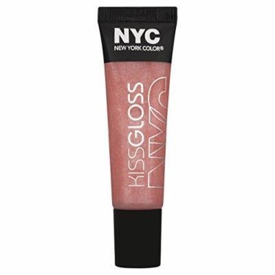 New York Color Kiss Gloss, City Sorbet 531 0.31 fl oz (9.4 ml)