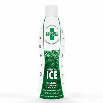 Rescue Detox ICE 32 oz Green Tea