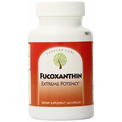 Eden Pond Fucoxanthin Awesome Max 5000 Supplement, 180 Count