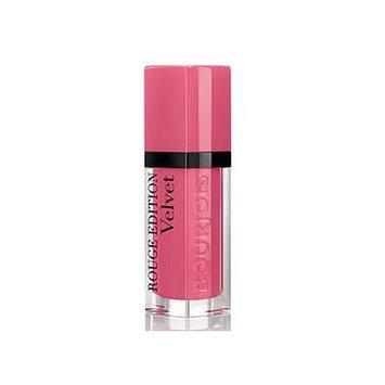 Bourjois Paris Rouge Edition Velvet Lipstick 7.7ml - 11 So Hap'pink