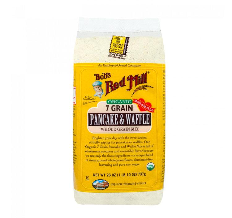 Bob's Red Mill Organic 7 Grain Pancake Mix