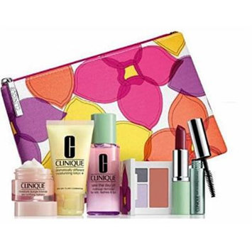 Clinique Skincare-makeup Gift Set Voilet Spring