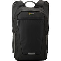 Lowepro Photo Hatchback BP 250 AW II Backpack for DSLR and Tablet, Black and Gray