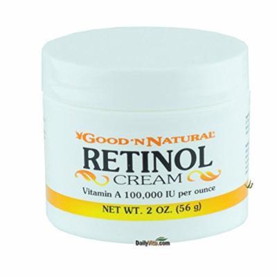 Retinol Cream (Vitamin a 100,000 Iu Per Ounce) - 2 Oz (10 Pack)