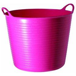Tubtrugs SP14PK TubTrug 3.5 Gallon Pink