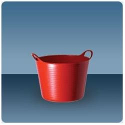 Tubtrugs SP14P 3.5-Gallon Storage Bucket, Purple