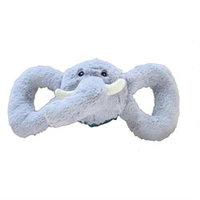 Jolly Pets Tug-A-Mals Elephant in Grey