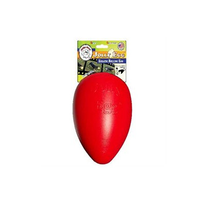 Jolly Pets Jolly Egg Dog Toy Large Red
