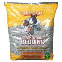 Sun Seed Company SSS18222 Fresh World Bedding Gray with Flecks 20lb