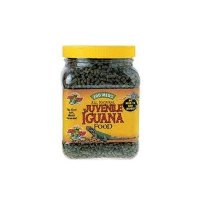 Zoo Med Labs Inc. Zoo Med Natural Juvenile Iguana Food - Pellets - 10 oz