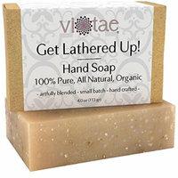 Vi-Tae All Natural Herbal Hand Bar Soap, 4 oz