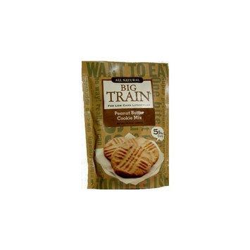 Big Train Low Carb Peanut Butter Cookie Mix 10.2 oz. bag