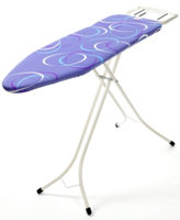 Brabantia Ironing Table with Steam Iron Rest 124 x 38cm