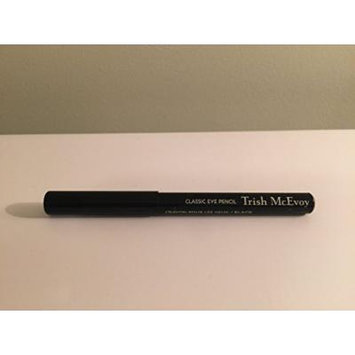 Trish McEvoy Classic Eye Pencil, Black, Deluxe Travel Size