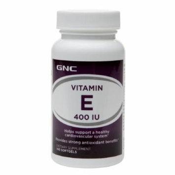 GNC Vitamin E 400 IU, Softgel Capsules 100