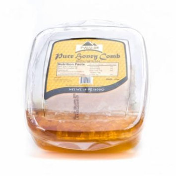 Pure Honey with Comb (100% Natural) 14 Oz.