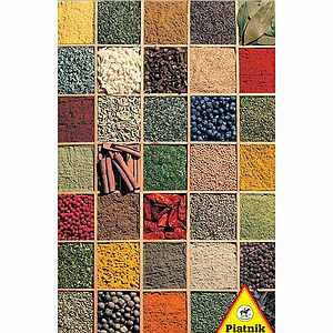 Piatnik Spices Jigsaw Puzzle Ages 12 and up