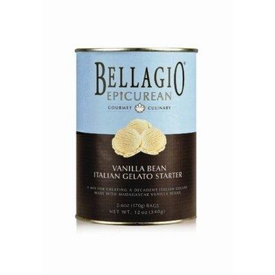 Bellagio Epicurean Vanilla Bean Italian Gelato Starter Kit
