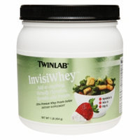 Twinlab - InvisiWhey Ultra-Premium Whey Protein Isolate - 1 lb.