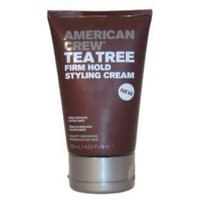 American Crew Tea Tree Firm Cream, 4.2 oz