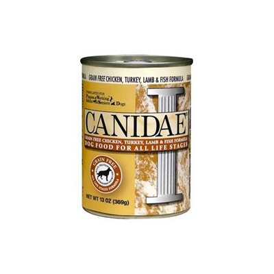 Phillips Feed & Pet Supply Canidae GF Pure Elements Canned Dog Food 12 Pack