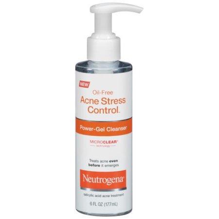 Neutrogena® Oil-Free Acne Stress Control/Power-Gel Cleanser