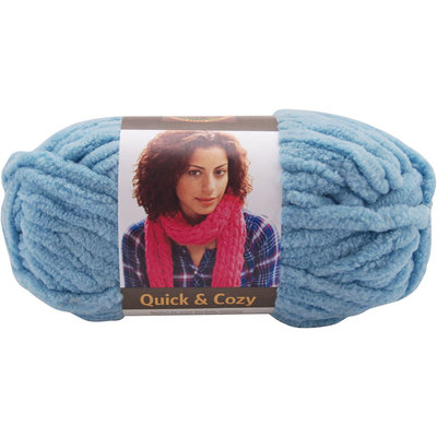 Lion Brand Quick & Cozy Yarn Gum Ball