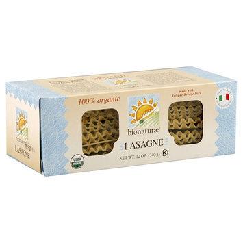 Bionaturae Organic Lasagne - 12 oz