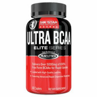 Six Star Professional Strength Ultra BCAA Elite Series