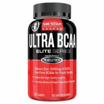 Six Star Professional Strength Ultra BCAA Elite Series