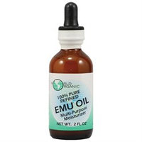 World Organic Pure Emu Oil - 2 fl oz