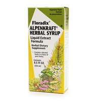 Flora dix Alpenkraft Herbal Syrup