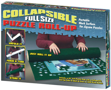 Tdc Games TDC Games Collapsible Felt Puzzle Roll Up 1/Pkg