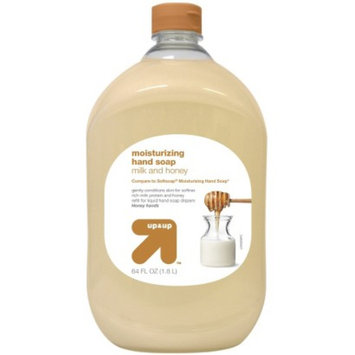 up & up Milk and Honey Hand Soap - 64 oz.