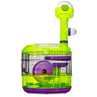 JW Pet Petville Paradisio Small Animal Habitat