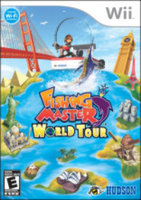 Konami Fishing Master World Tour