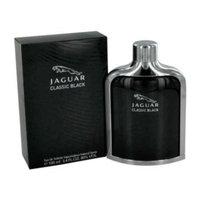 Jaguar Eau de Toilette Spray for Men, Black, 3.4 Ounce