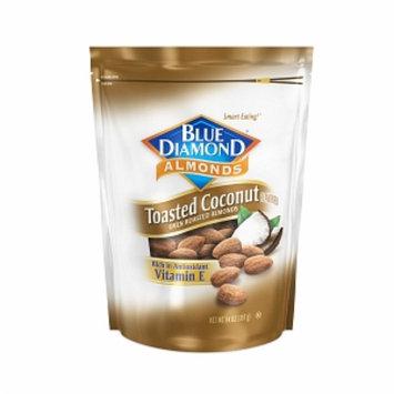 Blue Diamond Almonds, Toasted Coconut, 14 oz