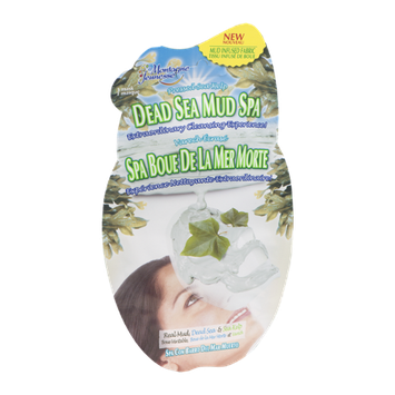Montagne Jeunesse Dead Sea Mud Spa Mask Pressed Sea Kelp