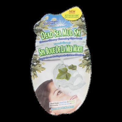 Montagne Jeunesse Dead Sea Mud Spa Mask Pressed Sea Kelp
