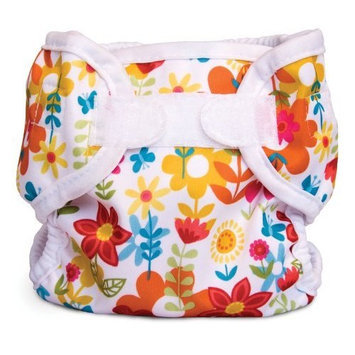 Bummis Super Whisper Wrap, Flower, 15-30 Pounds (Discontinued by Manufacturer)