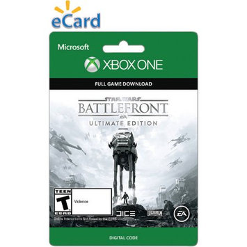Incomm Xbox One Star Wars Battle Front Ultimate (Email Delivery)