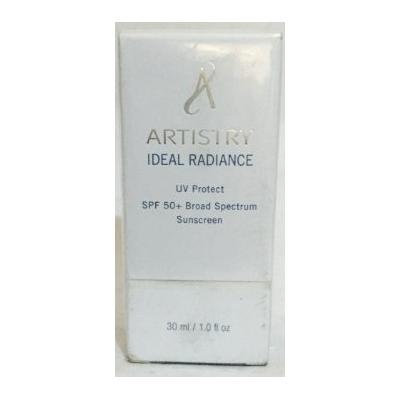 Artistry Ideal Radiance UV Protect SPF 50+ Sunscreen 1 oz