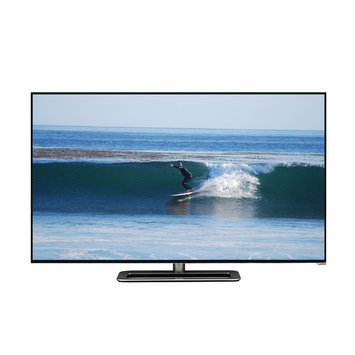 Paradise Eximport, Inc. Vizio Remanufactured VIZIO 55 inch 3D 1080p 240Hz LED HDTV W/ Smart TV and WIFI - M551D-A2
